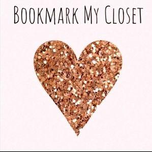 Bookmark My Closet 😍